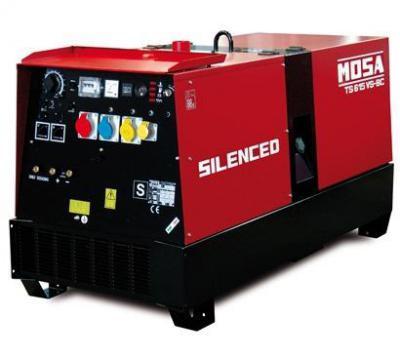 Generator 20kva (Welding function)