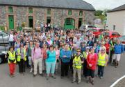 Walking festival at Slane Farm