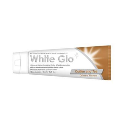 White Glo Tea & Coffee Formula Toothpaste